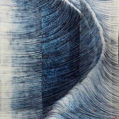 art-hyun-joung-paris-chemin-bleu-infini